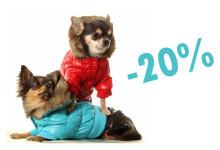 – 20% на зимнюю коллекцию!