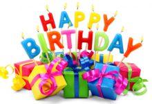 С днем рождения Екатерина Олеговна!