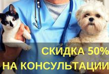 СКИДКА 50% на консультации уникальных специалистов ВСЁ ЛЕТО!