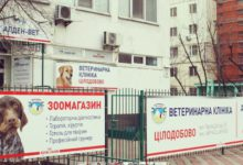 Открытие обновлённой клиники по ул. Героев Днепра, 18.