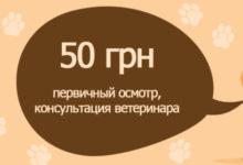 Новая клиника – приятная цена: первичный осмотр за 50 гривен