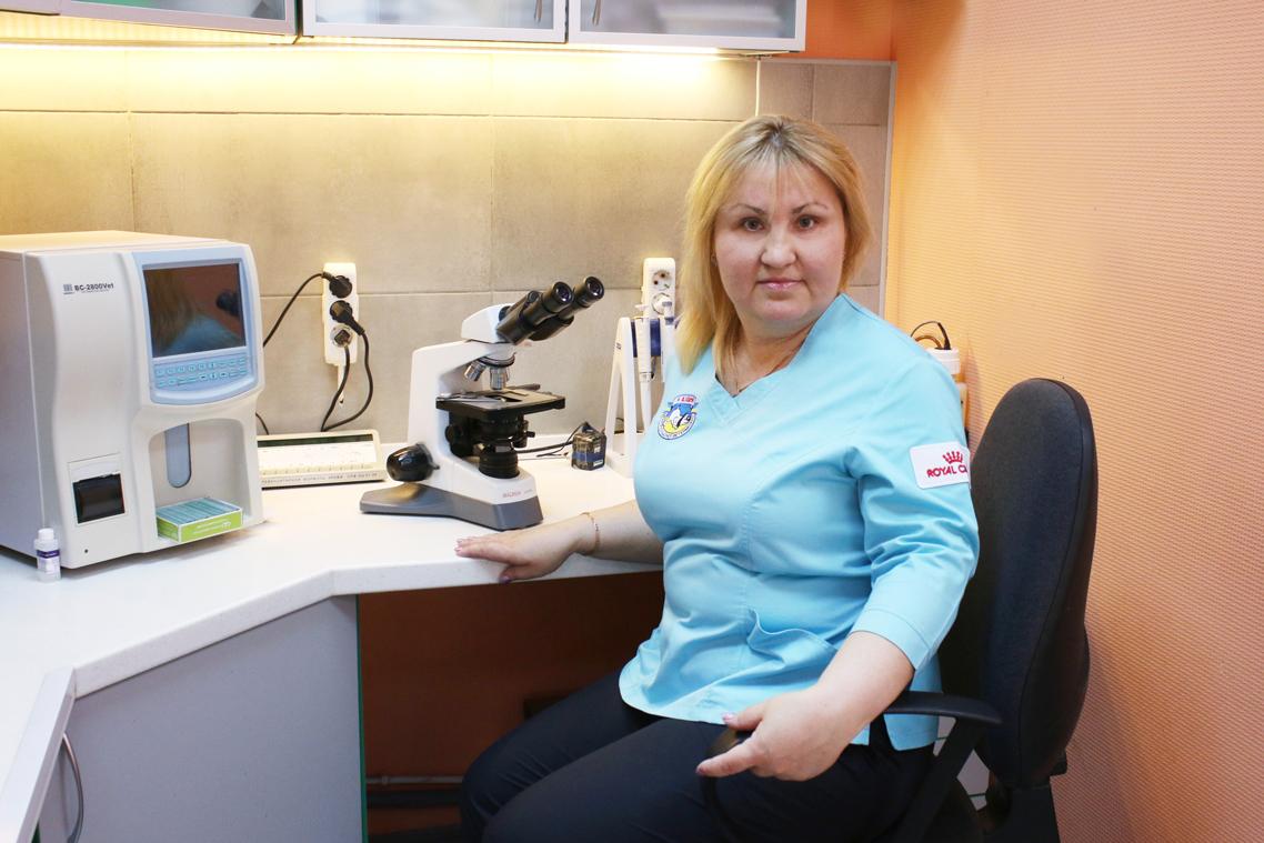 Катерина Смоляр